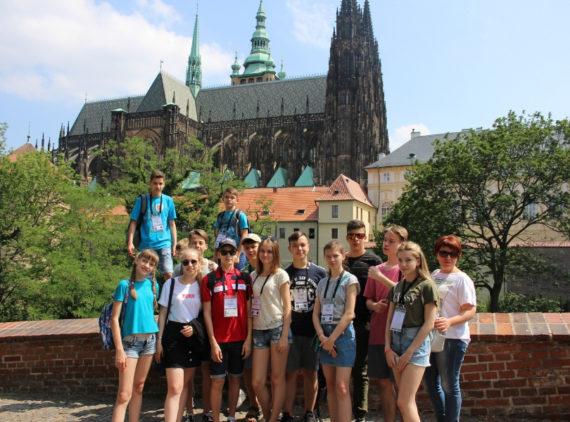 Літній табір в Чехії