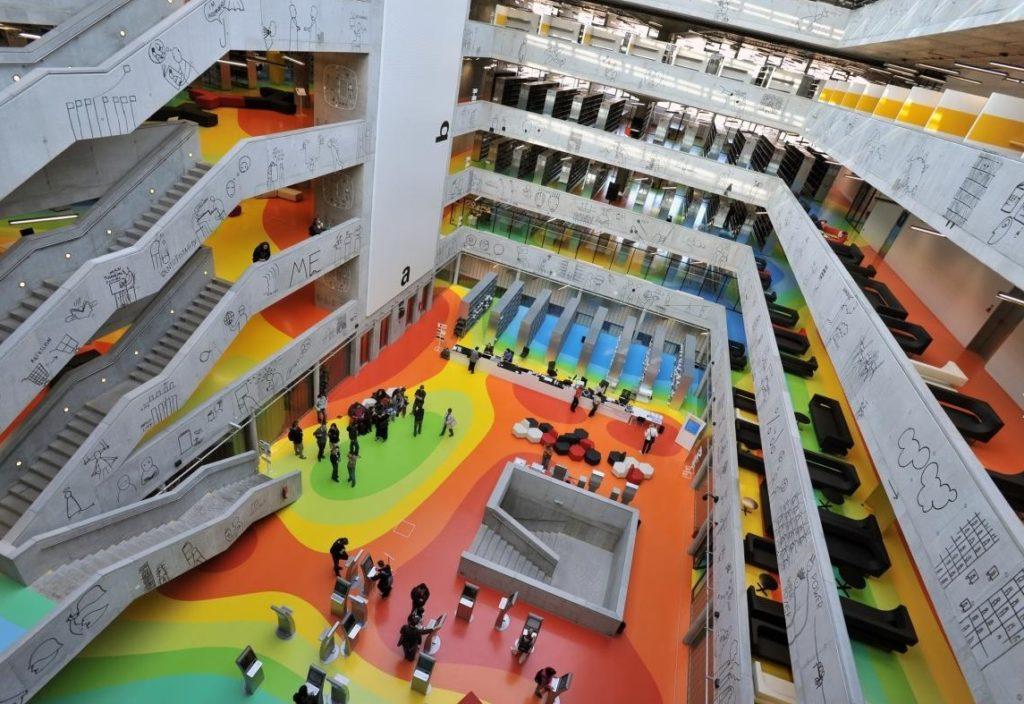 Технічна бібліотека у Празькому університеті