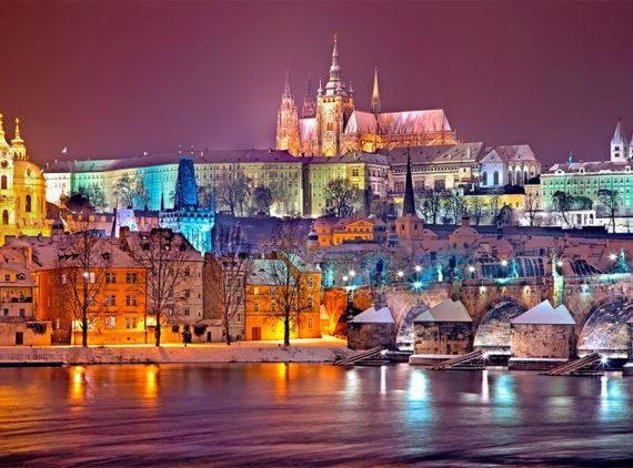 Зимовий табір в Чехії