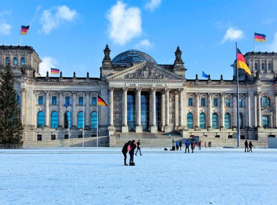Зимовий мовний табір в Берліні